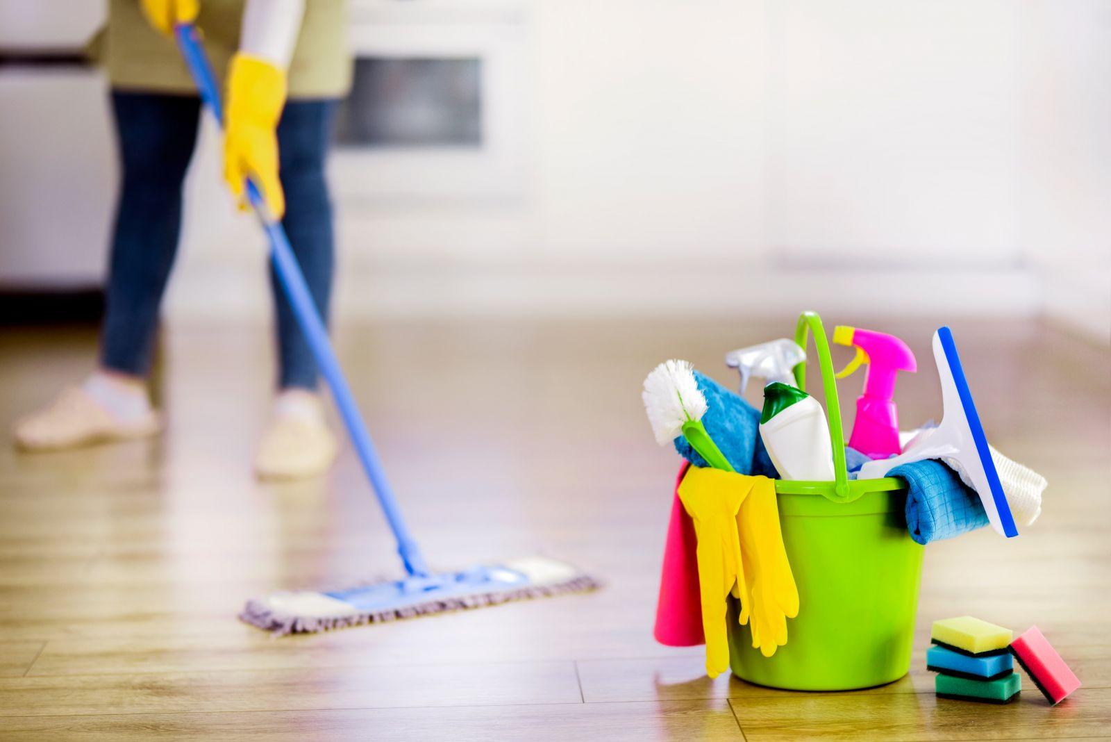 รับทำความสะอาด